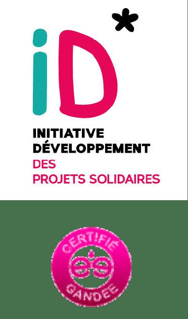 Logo Initiative développement certifié Gandee